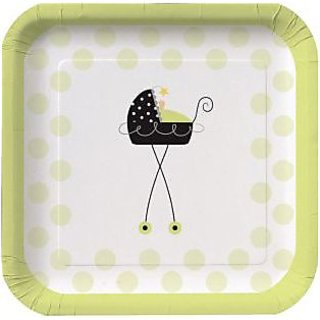 Stroller Fun 9-inch Plates