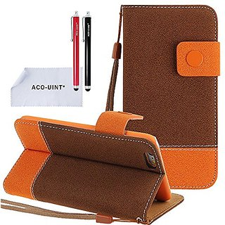 iPhone 6 Case, Wallet Case for iPhone 6 4.7, iPhone 6 Wallet Case with Strap, ACO-UINT Double Color Stitching Snowflake