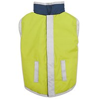 Zack & Zoey Elements Reversible Vest (Pack Of 6), X-Small Through Large, Green