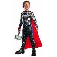 Rubies Costume Avengers 2 Age Of Ultron Childs Thor Costume, Small