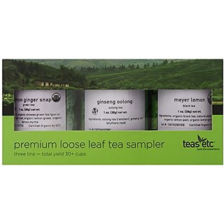 Tea Sampler Premium Black Tea Sampler, 3 Ounce