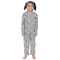 Dalmatian Lite Costume For Kids 8-10 Yrs