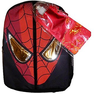 Spider-Man Backpack and Water Bottle