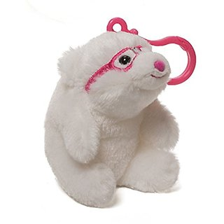Gund SnuffleNERD Backpack Clip - Pink