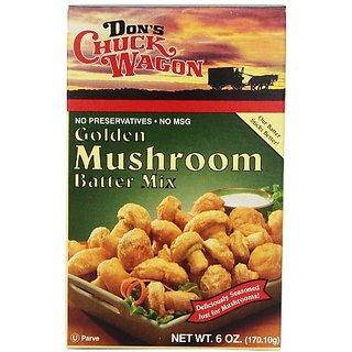 Hodgson Mill Mushroom Batter Mix, 6-Ounce (Pack of 12)