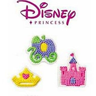 Wilton BB7107475 Disney Princess Edible Icing Decorations