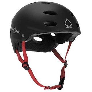 Protec CPSC Cab Ace SXP Helmet (Black Rubber)