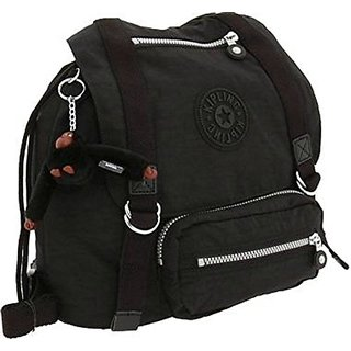Kipling Joetsu Small Backpack, Black
