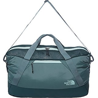 The North Face Apex Gym Duffel (Subtle Green/Balsam Green)