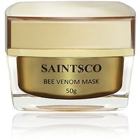 Saintsco Luxury Natural Bee Venom Anti-Aging Mask - 50 G - Scientifically Formulated For Reducing The Appearance Of Wrin