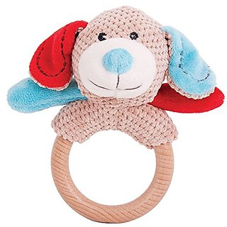 Bigjigs Toys Bruno Ring Rattle