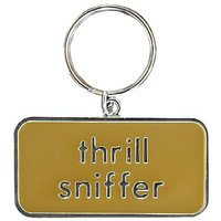Alcott Storybook Pet Collar Charm, Thrill Sniffer, Olive Green