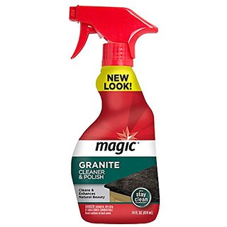 Magic Stone Clean & Polish, 14 fl oz