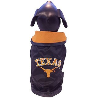 NCAA Texas Longhorns All Weather Resistant Protective Dog Outerwear, XX-Large