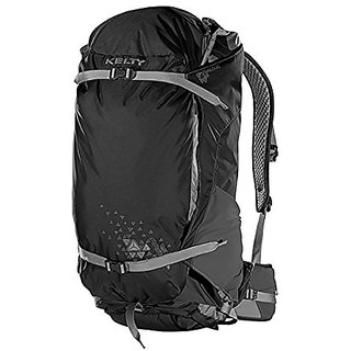Kelty PK 50 Backpack, Black/Grey, Medium/Large