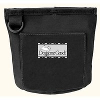 Trek & Train Bait Bag With Belt From Doggone Good! Professional Quality (Black)
