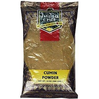 India Chef Cumin Powder, 400 Gram, 14 Ounce