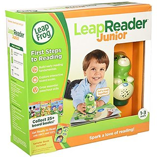 Leapfrog TAG Jr Learn To Read System Hardware Green Scout