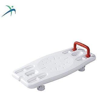 MEDIHILL: MH4014 PORTABLE BATH BENCH TRANSFER BOARD SHOWER CHAIR