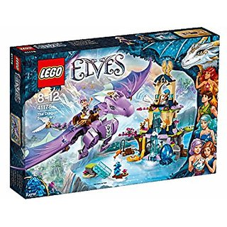 Lego Elf Dragon Sanctuary 41178