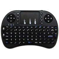 X-Direct I8 2.4GHz Mini Wireless Keyboard With Touchpad Mouse Combo Remote Controller For Google Android Tv Box, Pc, Pad