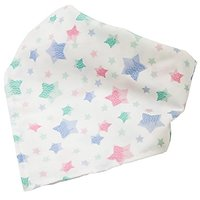 Dog Bandana Scarf Pet Neckerchief For Small And Medium Sized Dogs By Hide & Drink :: Stars