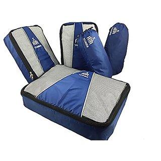 YISAMA Travel Cube Organizer 3 pcs. Set with Shoes bag.