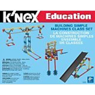 KNEX Education Building Simple Machines Set