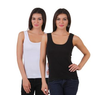 Friskers Tank Top Pack Of 2