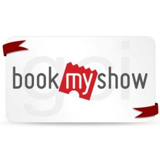 Bookmyshow Gift Voucher Worth Rs. 500