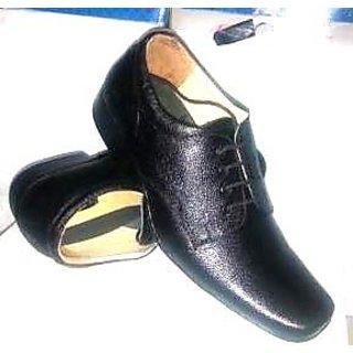 SS Export Stylish Men's Black Formal Shoes - Option 9