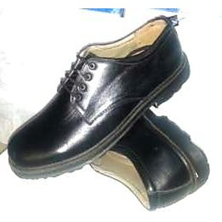 SS Export Stylish Men's Black Formal Shoes - Option 2