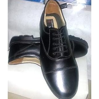 SS Export Men's Black Formal Shoes