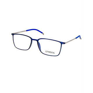 Cardon Tortoise Blue Full Rim Unisex Rectangular Spectacle Frame