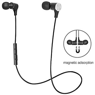 Bluetooth Sport Headphones by Monstercube MC58, Wireless Noise Cancelling In-ear Earbuds with Microphone for Running Wor