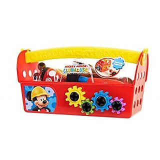 Mickey Mouse Club House Handy Helper Tool Box