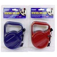 Family Maid 10 Ft. Retractable Pet/Dog Leash - Colors May Vary
