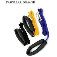 Dog Leash With Soft Grip Makes Walking Pets A Fun And Comfortable Experience. The Wrist Loop Is Made With Foam Preventin
