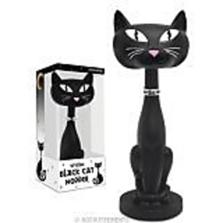 Black Cat Nodder (Bobblehead)