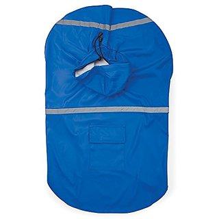 Guardian Gear Rain Jacket for Pets, XX-Large, Blue