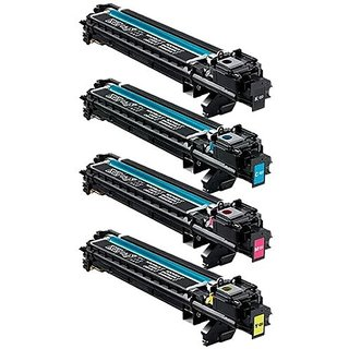Do it Wiser ® Compatible Imaging Drum Unit Set Black Cyan Magenta Yellow For Konica Minolta Magicolor 4750 4750DN 47