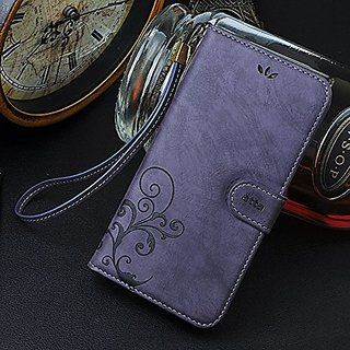 Cornmi design for iPhone 5 Case, Premium Vintage Flip Wallet Leather Magnetic Closure Cover Skin for iPhone 5S with Card