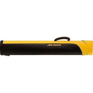 Predator Cue Case Sport - Hard 2x4 Yellow