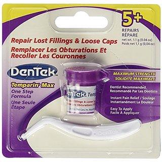 DenTek Temparin Max - Lost Filling & Loose Cap Repair 1 ea