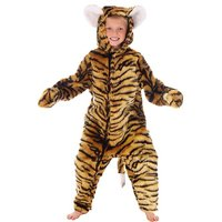 Tiger Costume For Kids 10-12 Yrs