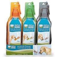 Guardian Gear Plastic Handi-Drink Regular Displays - Convenient And Versatile Water Bottles For Dogs - 17-Ounce, Assorte