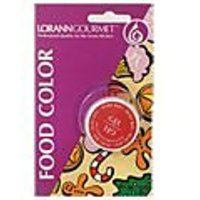 Lorann Oils Gel Food Coloring, 1/2-Ounce, Ruby Red