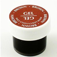 Lorann Oils Gel Food Coloring, 1/2-Ounce, Brown