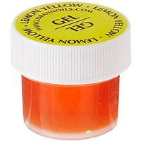Lorann Oils Gel Food Coloring, 1/2-Ounce, Lemon Yellow