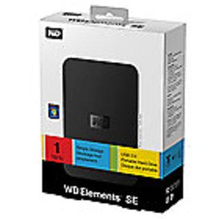 New Western Digital WD Elements 1TB , USB 3.0 , 2.5` HDD@ Best Price..!
